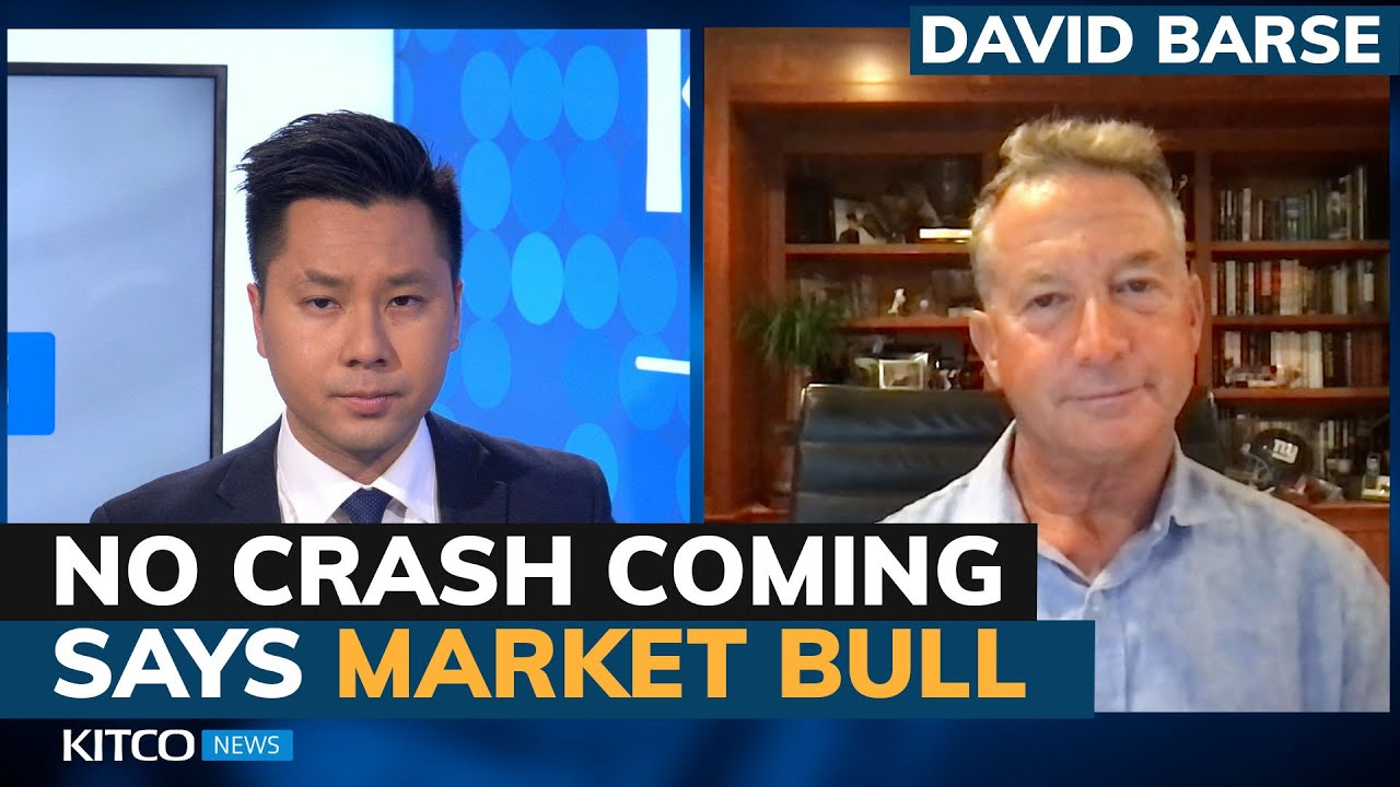 Markets will get 'smacked back' into bull rally, these stocks will prevail – David Barse