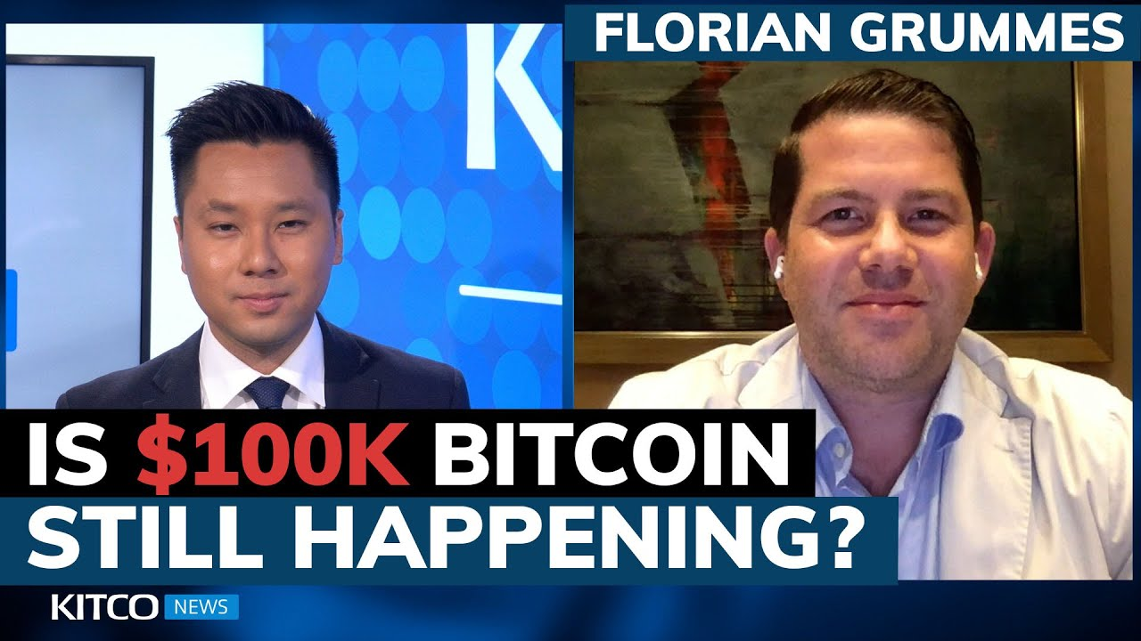 Will China's Bitcoin ban prevent price from hitting $100k? Florian Grummes
